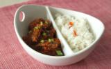 Curry de boeuf panaeng