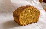 Pumpkin' bread
