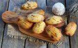 7 recettes de madeleines et de muffins salés