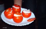 Tomates farcies fraîcheur