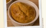 Mini-cakes aux carottes et curry