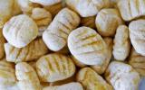 Gnocchis de pommes de terre à la courgette