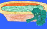 Potage au brocoli