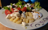 Salade méditérannéenne