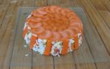 Gâteau de riz, salade composée