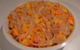 Gratin de mangues et butternut