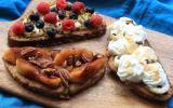 3 jolies idées de pain perdu