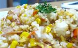 Chahan - une version un peu japonaise du riz cantonais
