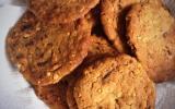 Cookies aux flocons d'avoines et 2 chocolats