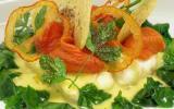Turbot, moutarde et tomates, à la Gérard Rouillard