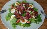 Salade de gésiers de volaille