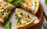 Les meilleures recettes qui changent de la quiche lorraine