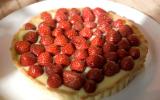 Super tarte aux fraises