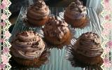 Cupcakes choco-banane