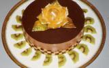 Chocolat kiwi