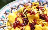 Poulet à l'iranienne aux baies d'épine-vinette