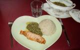 Délice de saumon à l'oseille
