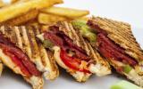 Sandwich chaud façon Reuben New-Yorkais