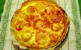 Tarte au fromage maison