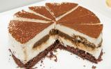 Tiramisu au biscuit chocolaté