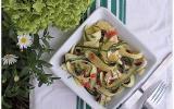 Salade de courgettes de grand-mère