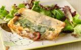 Samoussas de salade et camembert de normandie AOP