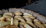 La tarte normande à la bretonne