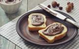 Pâte à tartiner chocolat-noisettes