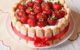 Nos meilleures recettes de charlotte aux fraises