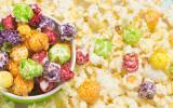 Nos idées pour du pop-corn coloré sans colorant