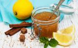Marmelade de citron à la cannelle
