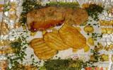 Cotes de veau à l'berdouille