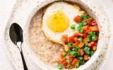3 idées pour manger les flocons d'avoine en version salée