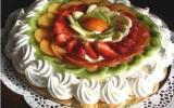 Le gâteau Pavlova