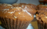 Muffins choco-coco-bananes