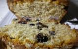 Cake aux canneberges