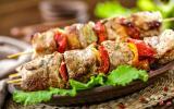 Brochette de poulet tandoori
