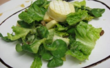 Salade du berger endormi dans un verger
