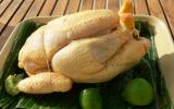 Poulet rôti façon thaï