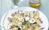 Ratte du Touquet dorée au miel