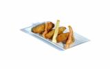 Huîtres Spéciales de Claire Marennes Oléron pochées  Emulsion de pain brûlé