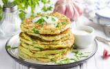 Pancakes salés : 10 recettes coup de cœur pour le dîner