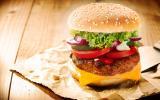 Hamburger paprika au Maroilles Fauquet