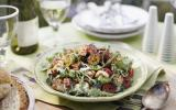 Salade poulet et chorizo