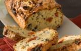 Cake au Saint Agur aux tomates séchées