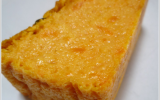 Terrine de carottes aux épices et au miel (salée)