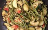 Poêlée divers légumes