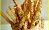 Finger's gougères graines et fromage
