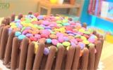 """Gâteau d""""anniversaire au chocolat"""