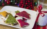 Petits sujets de Noël en pain d'épices sans gluten